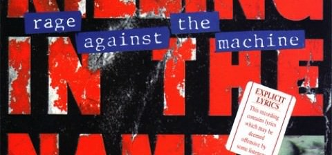 Rage Against The Machine Killing in the Name Of ноты для бас гитары