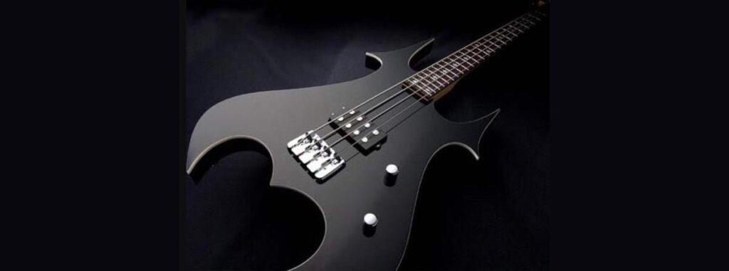 бас гитара bc rich zombie фото