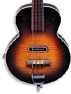 Первая бас гитара фирмы Gibson