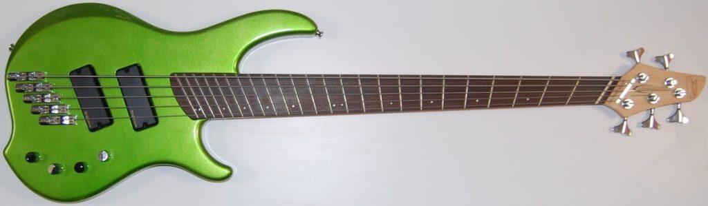Мультимензурная бас гитара